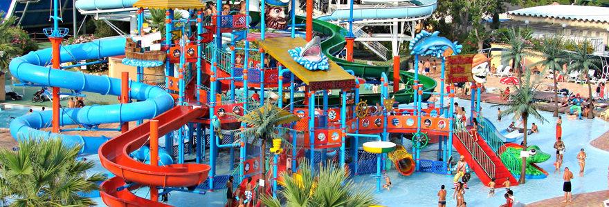 Parc aquaplash Antibes