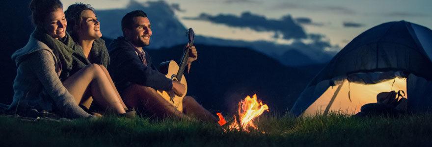 Les meilleurs campings