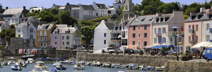 séjour au Morbihan